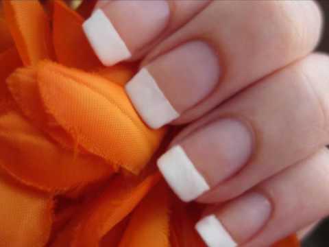 Shape Your Nails Square