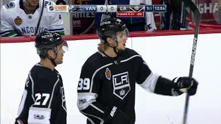 Gotta See It: Kings' Kempe scores first goal in China