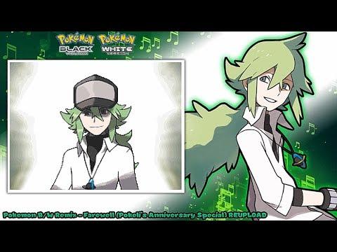 Pokemon B/W Remix - Farewell (Pokeli's Anniversary Special) REUPLOAD