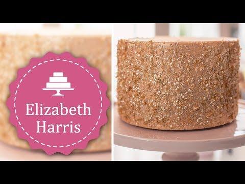 Sequin Cake Tutorial | Cake Decorating Tutorial