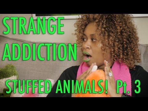 Glozell's Strange Addiction: Stuffed Animals EPISODE 3