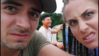 Chinese Tourists Ruined our Safari