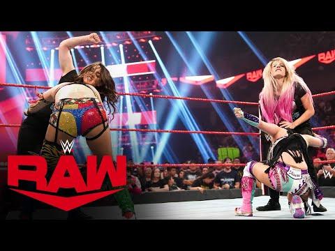 Xxx Mp4 Alexa Bliss And Nikki Cross Crash Champions Showcase Raw Oct 7 2019 3gp Sex