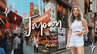 Download I Went to Japan for the First Time | Tokyo Travel Vlog (Pt.1) Video