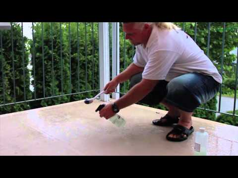 Best way to clean your dura deck