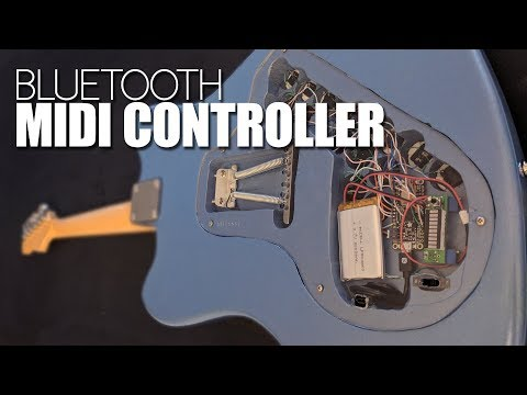 How To Make A Bluetooth MIDI Controller