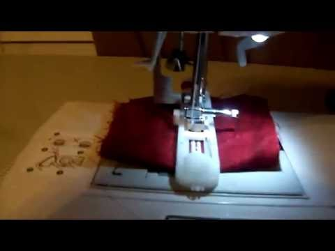 Sew a Buttonhole with your Brother Machine