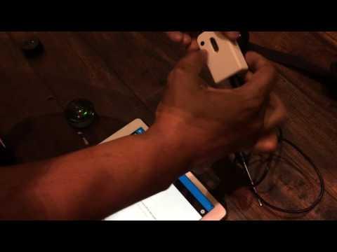 Mantis Open Stem from HipScience - open BLE IoT sensor platform