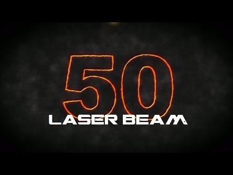 After Effects - Laser Beam