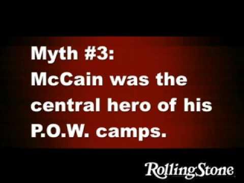 Five Myths About John McCain