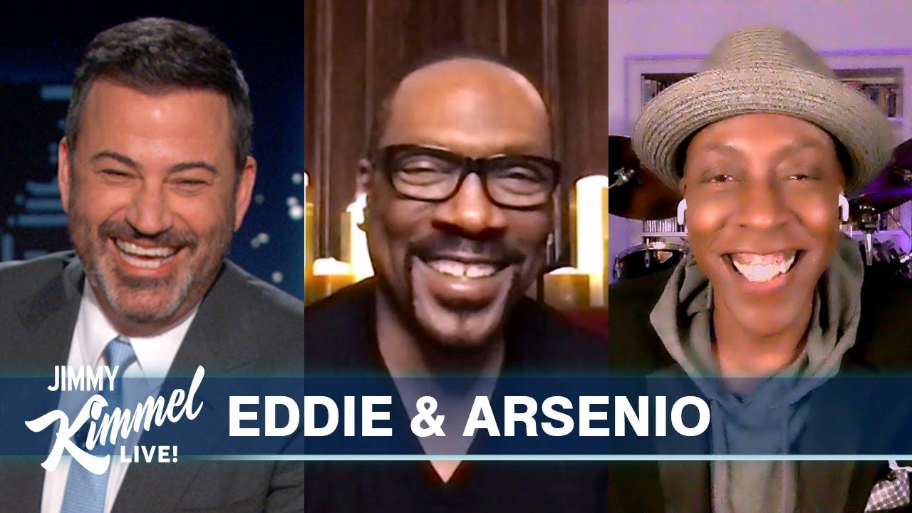 Eddie Murphy & Arsenio Hall on Friendship & Coming 2 America
