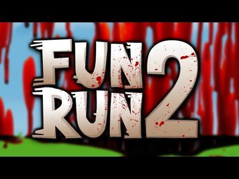 SO MUCH BLOOD! - Fun Run 2 w/ viewers! (iPhone Gameplay Video)