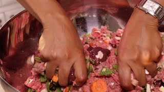 Raw Dog Food Recipe For Building Muscle