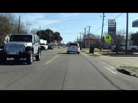 LA 14 BUSINESS (Abbeville) eastbound (Part 2/2)