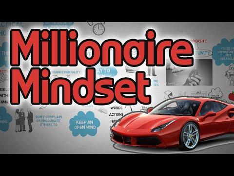 How to Have a Millionaire Mindset - Secrets of the Millionaire Mind