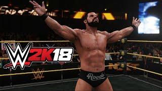 WWE 2K18 Bobby Roode Entrance