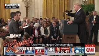 Trump Lashes Out at Reporters