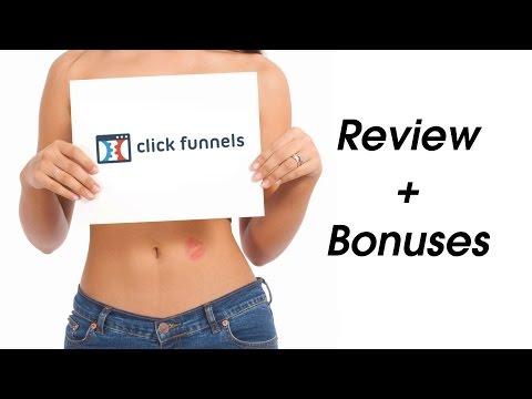 Clickfunnels Review - Honest Review of Website Sales Funnel Builder