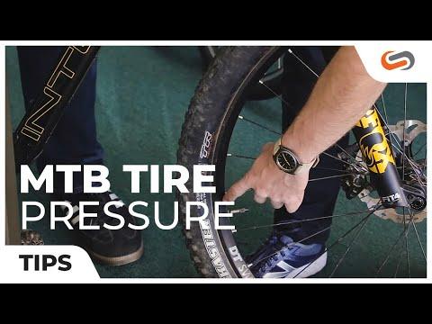 What's My MTB Tire Pressure Sweet Spot? | SportRx.com