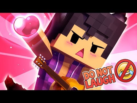 Never Gonna Stop Loving You - Minecraft Do Not Laugh