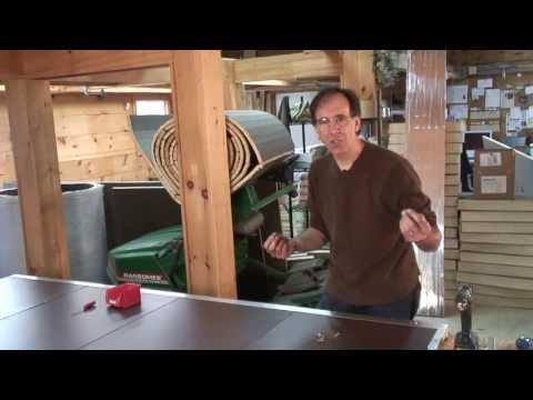 Hot and Cold: D.I.Y. Solar Hot Water Collectors (Part 1)