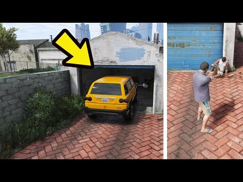 GTA 5   O QUE ACONTECE SE GUARDAR O CARRO DE MICHAEL EM SUA GARAGEM?