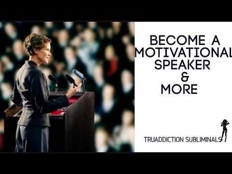 Successful MOTIVATIONAL SPEAKER*Paid Request*(528Hz Miracle tone)~TruAddictionSubliminals💋