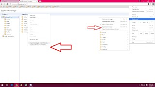 How To Transfer Bookmarks From One Pc To Other Pc In Chrome Importexp