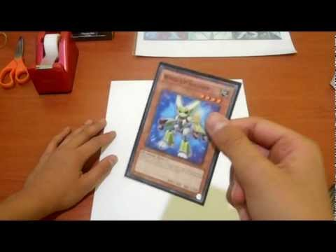 How to make SDKnight's Deckbox