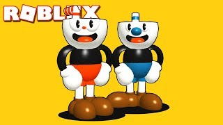 CUPHEAD IN ROBLOX!