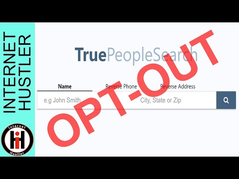 True People Search Opt Out Of Public Record Database - Spencer Coffman