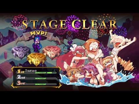 Disgaea 5: Sage grinding at the beginning of post game