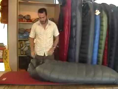 Gear Talk - Sleeping With Matt - Episode 3 - How to Pick Your Bag