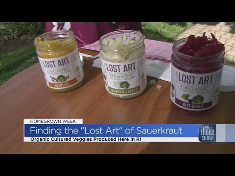 Homegrown Week: Lost Art Cultured Foods