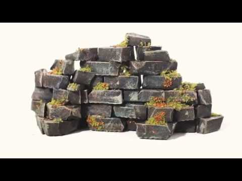 Brick Walls - How to Make Terrain