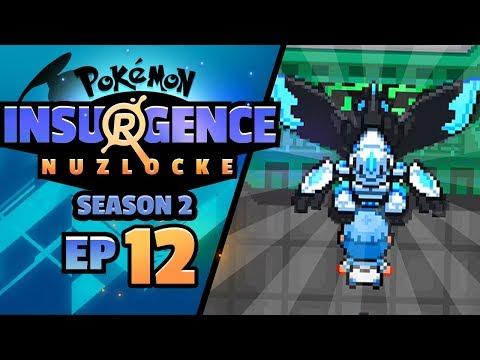 I'M SORRY WHAT IS THAT?! - Pokémon Insurgence Nuzlocke (Episode 12)