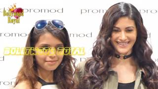 Amyra Dastur At 'Promod' Store For 'Denim Atelier' With Fashion Expert Bornali Talukdar Pat  1