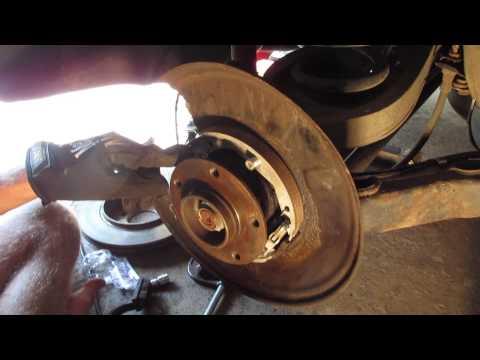 BMW E46, E39 Parking Brake Rebuild DIY