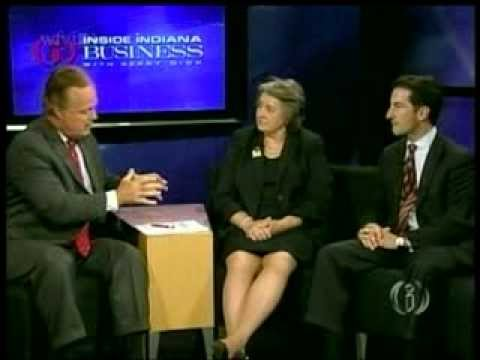 Library CEO Discusses Strategic Plan on WFYI's Inside Indiana Business with Gerry Dick