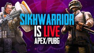 Apex Legends & Pubg, Wingman & Mini-14 Action ! 🔴 Live