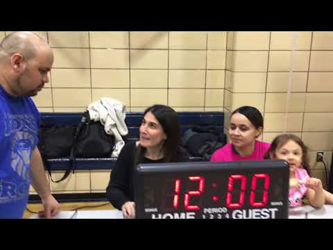 PS84's Parents vs Teachers Basketball Game