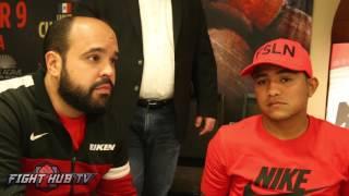 Roman Chocolatito Gonzalez Says He Wants To KO Sor Rungvisai In The Rematch