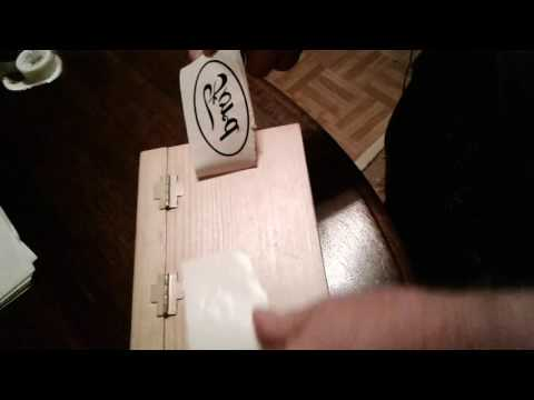 How to apply Vinyl Decal to Wood