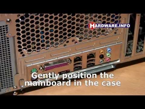 Build your own pc - step by step guide - 720p HDTV