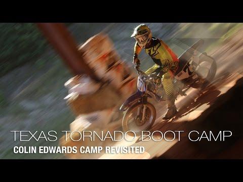 Texas Tornado Boot Camp: Colin Edwards' Camp Revisted - MotoUSA