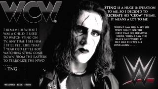 """WCW Sting """"Crow"""" Theme (The Enigma TNG Version)"""