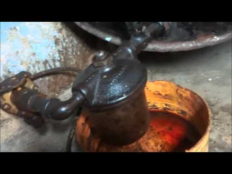 oil burner keeps tripping out on safety