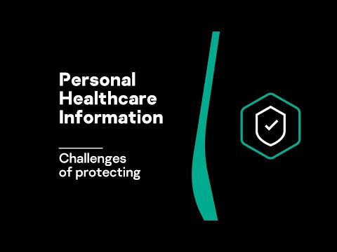 Erik Devine, challenges of protecting Personal Healthcare Information