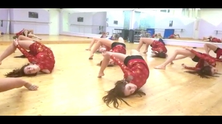 Peter Bradley Adams - Song For Viola - Choreography by Alex Imburgia, Dance Academy Junior Class