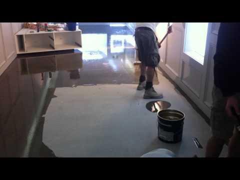Cromellins Wet Look Concrete Sealer